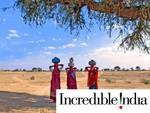 Indien Dreieck Inderinnen 01 Rundreise Erlebnisreisen