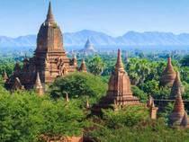 Rundreise Thailand Und Myanmar Kombinationsrundreise Im Fernen Osten Ohne Logo Bagan Tempelebene Rundreise Erlebnisreisen