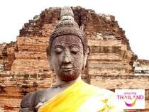 Rundreise Thailand Und Myanmar Kombinationsrundreise Im Fernen Osten Mit Logo Ayuthaya Rundreise Erlebnisreisen